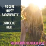 no cure no pay leadgeneratie foto